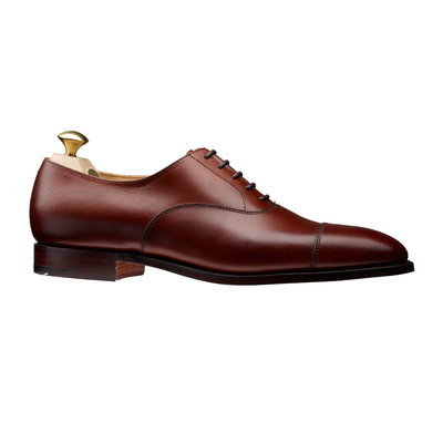 Connaught. Chestnut Burnished Calf