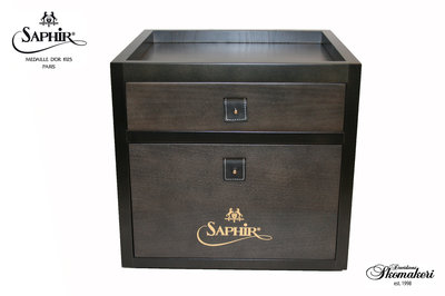 Saphir Care Cube. Black