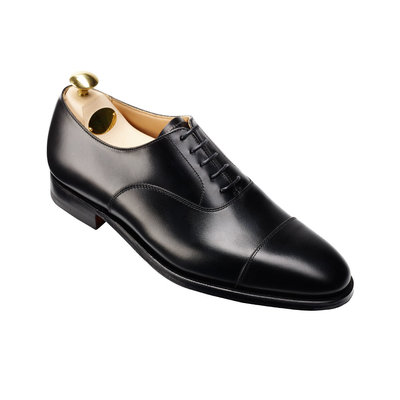 Connaught. Black calf