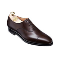 Connaught. Dark Brown Calf