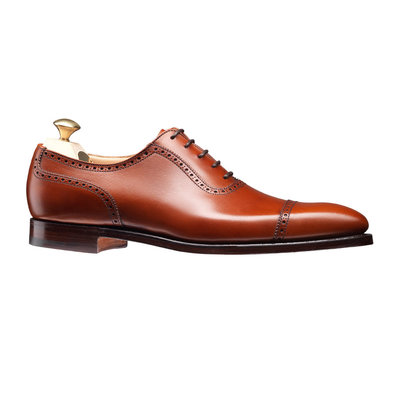 Westbourne. Chestnut Burnished Calf